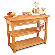 Contemporary French Country Harvest Table | Overstock.com Shopping - Big Discounts on Catskill Craftsman Butcher Blocks