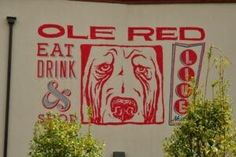 Ole Red Gatlinburg is a restaurant, live music venue and retail space in Gatlinburg