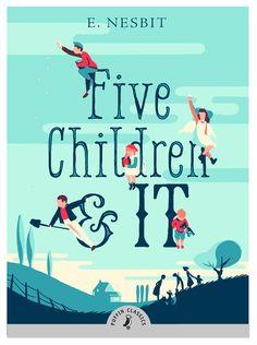 Tom Haugomat- Five Children & It