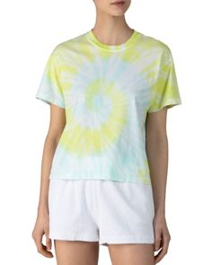Anthony Thomas, Vintage Hippie, Green Tie, Tie Dye Patterns, Tee Online, Tie Dyed, Fabric Material, New Woman, Tees
