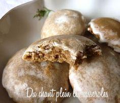 Lebkuchen (petits pains d épices allemands)