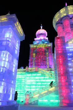 Harbin - Ice & Snow Festival 2012 #57