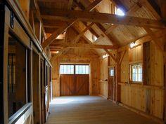 Concord Horse Barn; Battle Associates