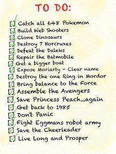 best. bucket list. ever.