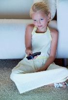 Tame the Tube - eXtension.  Try some of these idea to limit screen time in your home.