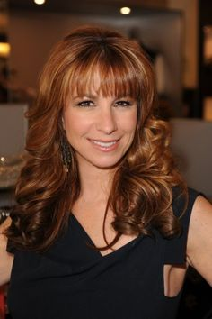 Bangs are a great way for women over 40 to disguise forehead wrinkles. Find out how to wear bangs the right way.