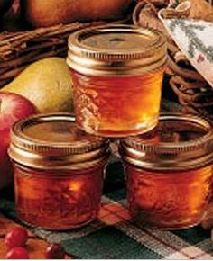 Winter Apple Jelly (1) From: Taste Of Home, please visit
