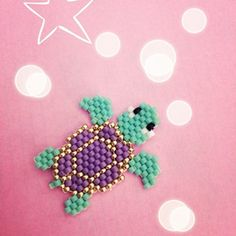 bead weaving patterns for bracelets Bead Embroidery Patterns, Seed Bead Patterns, Beaded Jewelry Patterns, Peyote Patterns, Beaded Embroidery, Beading Patterns, Mosaic Patterns, Bead Jewelry, Art Patterns