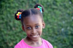 Accessories for kids natural hair.
