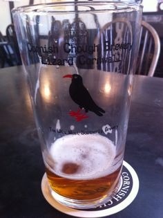 Finest Cornish Chough Ale from Lizard Cornwall