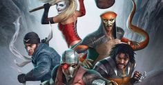 Suicide Squad: Hell to Pay Release Date & DVD Cover Art Revealed -- Fans can go behind-the-scenes with bonus features and get a sneak peek at the next DC Animated movie with the Suicide Squad: Hell to Pay Blu-ray. -- http://movieweb.com/suicide-squad-hell-to-pay-blu-ray-release-date-cover-art/