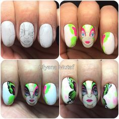 Butterfly Shape, Nail Tutorials, Nail Designs, Girly, Nail Art, Instagram Posts, Mad, Painting, Beauty