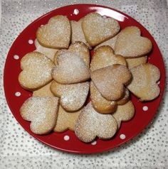 Carla's Thermomix Cookies - great recipe for cookie cutters
