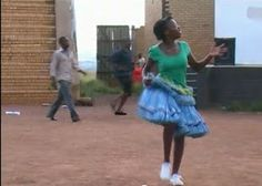 Musical Interlude African Style South African Music (Dikgomo remix) -  Xitsonga people in South Africa doing their traditional dance.