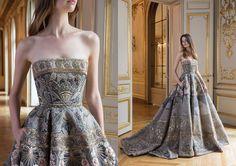 Paolo Sebastian Fall/Winter 2017-2018 Couture Collection