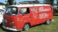 70 early bay panelvan Vw Camper, Vw Bus, Volkswagen, Combi Vw T2, Hot Rod Trucks, Bay Window, Campervan, Vans, Vehicles