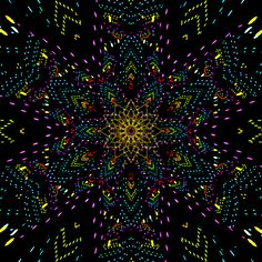 Hexeosis: Trippy Pattern MovementAt one time the very popular gif artist who is know as Hexeosis was a Creative Director for a respected Motion Graphics firm making TV Commercials for a living.
