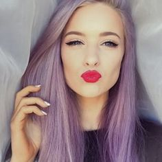 bleach london violet skies - Google Search