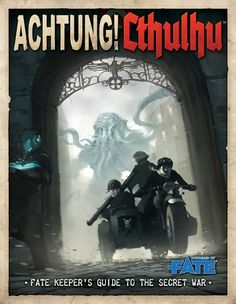 Achtung! Cthulhu - Keeper's Guide - Fate Core - PDF