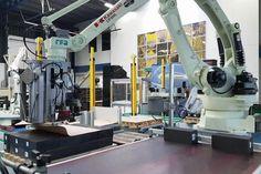 RFA levert robotpalletiser voor palletiseren van vuurvaste stenen - http://visionandrobotics.nl/2017/01/27/rfa-levert-robotpalletiser-voor-palletiseren-van-vuurvaste-stenen/