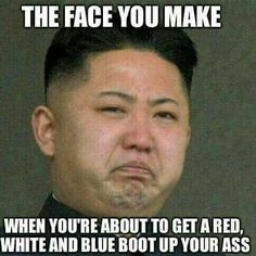 Gallery: 20 Hilarious Kim Jong-un Memes Kim Jong Un Memes, Funny Images, Funny Photos, Red Scare, Military Humor, Military History, Mbti Personality, Political Events, I Love To Laugh