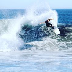 """Tiarah Lue Blanco on Instagram: """"Waves have been on fire for the @isasurfing world jrs . Stoked to keep the ball rolling with the USA team and advance through my first two heats! #goteamusa  photo: @sinablanco"""""""
