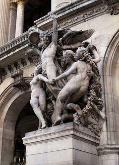 Opéra de Paris - Carpeaux - La Danse - by Panoramas, via Flickr