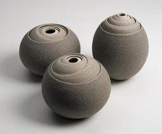 """Three Vessels"", 2007    By: MATTHEW CHAMBERS…."