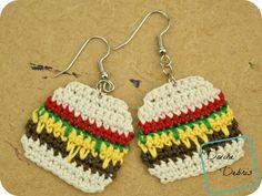 Anna Burger Earrings