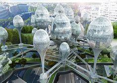 L'air nouveau de Paris, Planning Korea