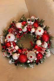 Znalezione obrazy dla zapytania wianki bożonarodzeniowe