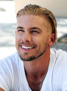 """Actor Adam Senn of VH1's """"Hit The Floor"""" #zude                                                                                                                                                                                 More"""