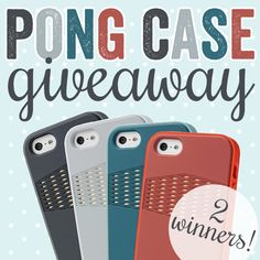 Are you looking to get a new case for your phone or tablet that not only is stylish and keeps your device safe, but also protects you from harmful radiation? Pong has created two new styles of cases, the Sleek Case and the Rugged Case that both have a minimalist design and keep your expensive elec