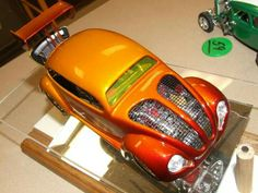 VW Bug Model Car.