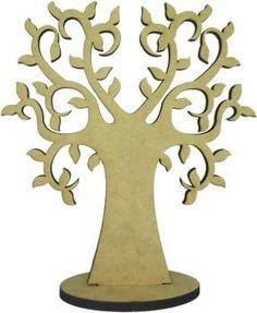 Árvore em MDF. #mdf #madeira #artesanato