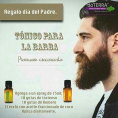 Tónico para la barba