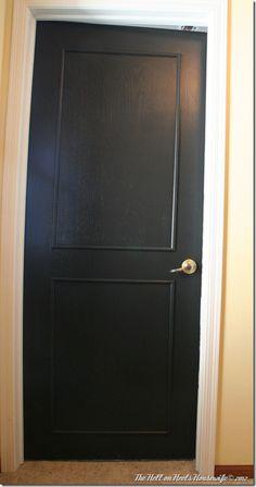 Stock Doors Gone Designer!