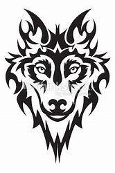 Vector image of wolf tattoo - Vector image of wolf tattoo Estás en el lugar correcto para healthy desserts Aquí presentamos heal - Tribal Animal Tattoos, Tribal Drawings, Tribal Wolf Tattoo, Tribal Animals, Wolf Tattoo Design, Tribal Tattoo Designs, Art Drawings, Geometric Tattoos, Wolf Stencil