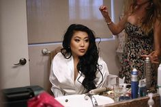 Wedding hair and makeup by Rachel 808.388.2900 #hawaiihair #beautifulhair #weddinghair #hairbyrachel #makeupbyrachel #updo #makeup #wedding #hawaiiwedding #gettingmarriedinhawaii #marriage #prettyhair #beautifulmakeup #weddingday #bride #bridesmaid #bridalhair #hawaiibride #brideandgroom http://gelinshop.com/ipost/1516356733877704400/?code=BULLmpbjVbQ