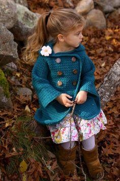 pea coat pattern