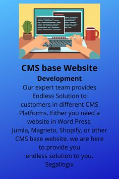 A content management system, often abbreviated as CMS, is software that helps users create, manage, and modify content on a website without the need for specialized technical knowledge. Web Development, Digital Marketing, Software, Wordpress, Web Design, Knowledge, Management, Content, Website