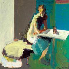 Linda Christensen, Waiting