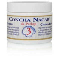crema-concha-nacar Found at CVS. a skin lightening cream for age spots.