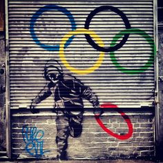 Banksy // London 2012