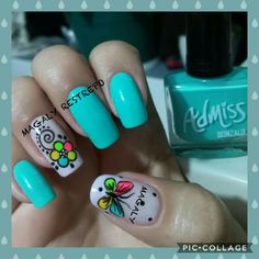 ❤❤❤ Nail Polish Style, Girls Nails, Nail Decorations, Triangles, Manicure, Nail Designs, Hair Beauty, Nail Art, Nail Summer