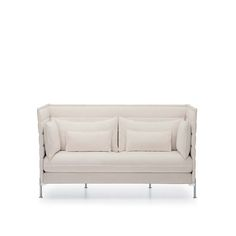 ALCOVE TWO SEAT SOFA BY R & E BOUROULLEC