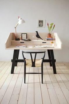 Un pequeño rincón, un pequeño despacho | Ministry of Deco