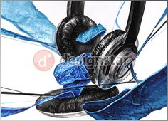 http://blog.naver.com/design-star #디자인스타, #미술학원, #기초디자인, #입시미술, #입시디자인, #미대입시, #헤드폰, #넥타이