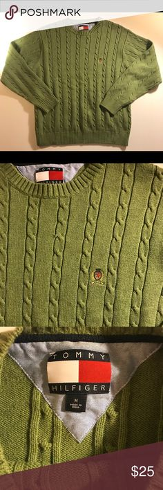 Tommy Hilfiger Vintage Crewneck Sweater Item is in great condition with no signs of any flaws. Let me know if you have any questions! Tommy Hilfiger Sweaters Crewneck