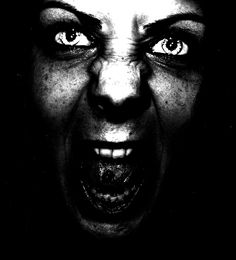 #scream #photobymarty #photography #nikon1J2 #devil #satan #ikned #tatto #czechgirl #czechblogger #angry